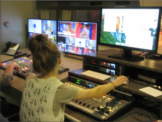 Department Upgrades Tv Master Control Jmc Journal